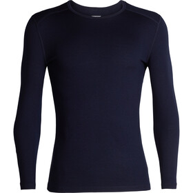 Icebreaker 260 Tech LS Crewe Shirt Men midnight navy